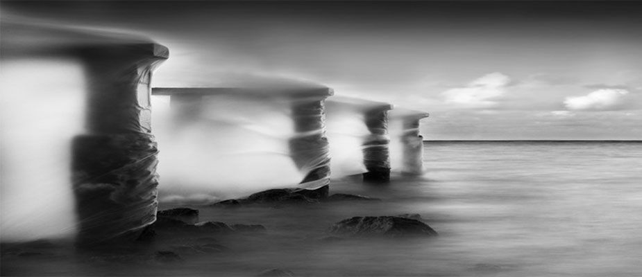 Rafal maleszyk plastic landscapes black and white photographs i am in awe of his work