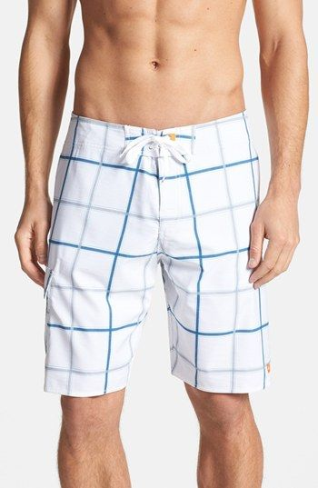 Quiksilver 'Square Root' Board Shorts available at #Nordstrom