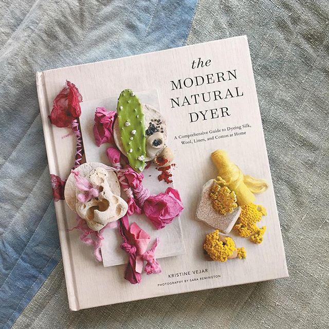 #themodernnaturaldyer book tour!!
