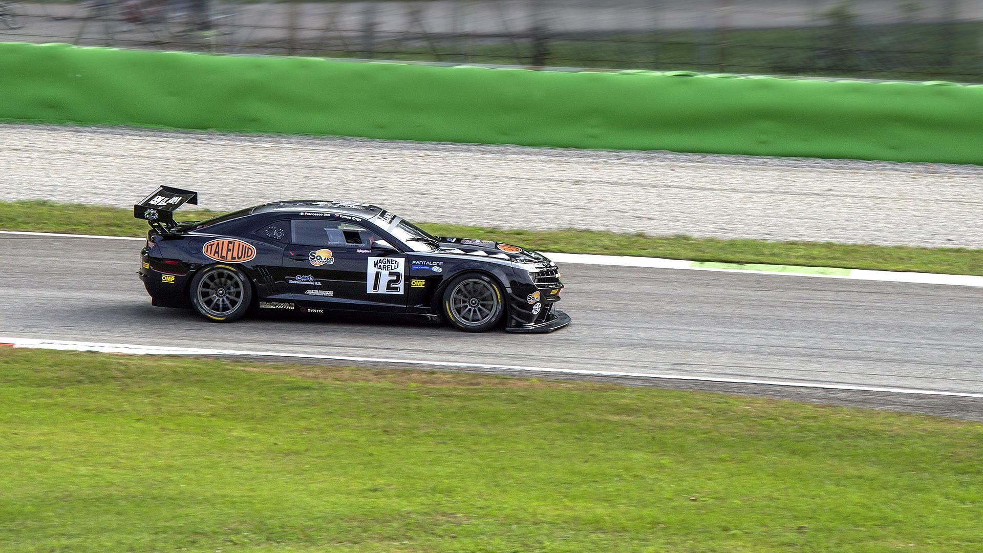 2014 italian GT Championship  - Chevrolet Camaro