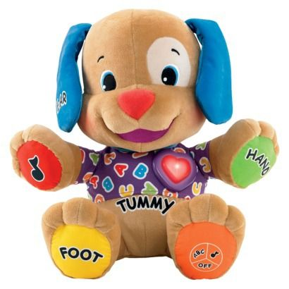 Fisher Price Laugh Learn Love To Play Puppy L Has A Love Hate
