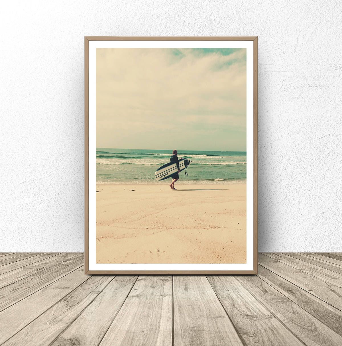 Surfers Photo, Surf Decor, Surfing Wall Art, Beach House Print ...