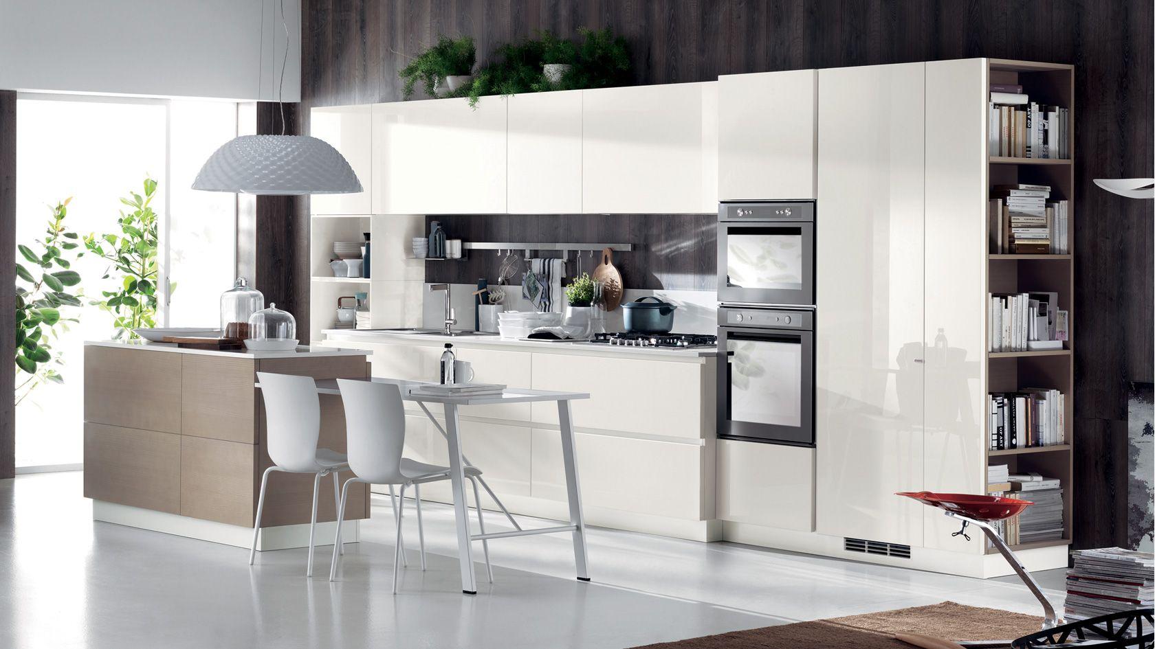 Cucine Scavolini Afragola: mobili per cucina moderna e componibile ...