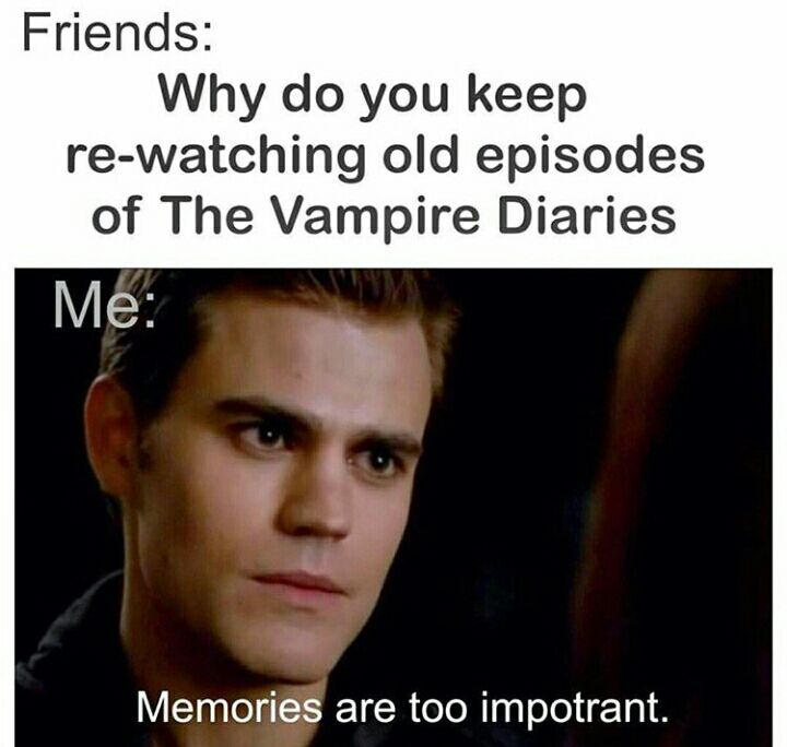 The Vampire Diaries oder The Originals