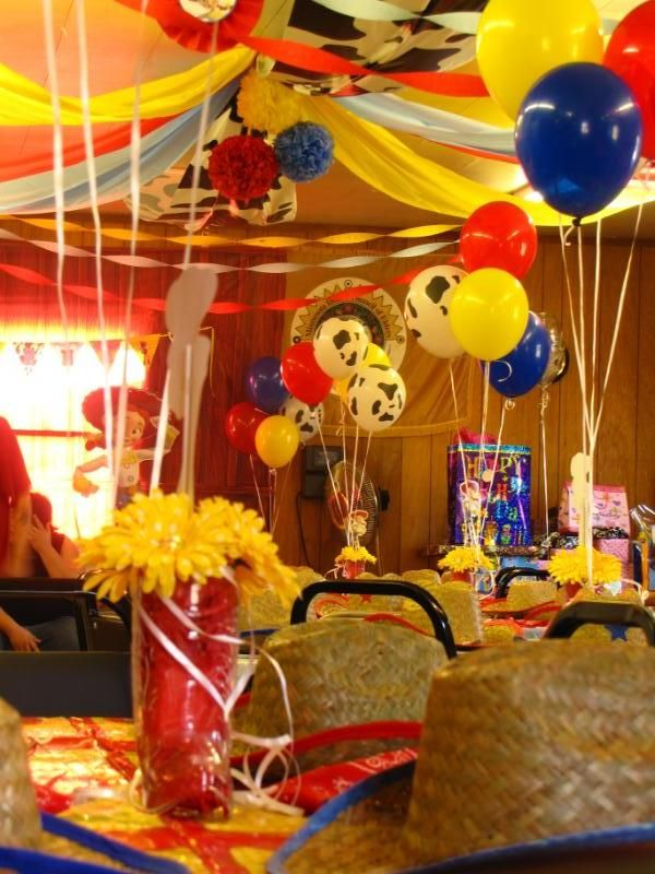 Toy Story Jessie 6th Birthday Party Pics Cafemom Toy Story