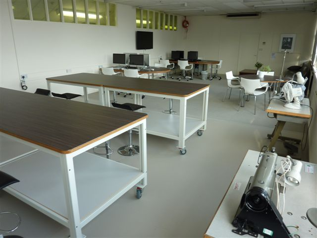 Creative Base Pattern Cutting Tables For Ma Design Room