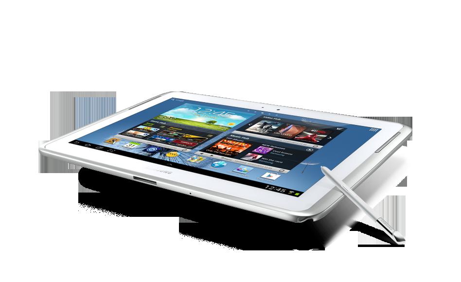 Samsung GALAXY Note 10.1 - Samsung Mobile