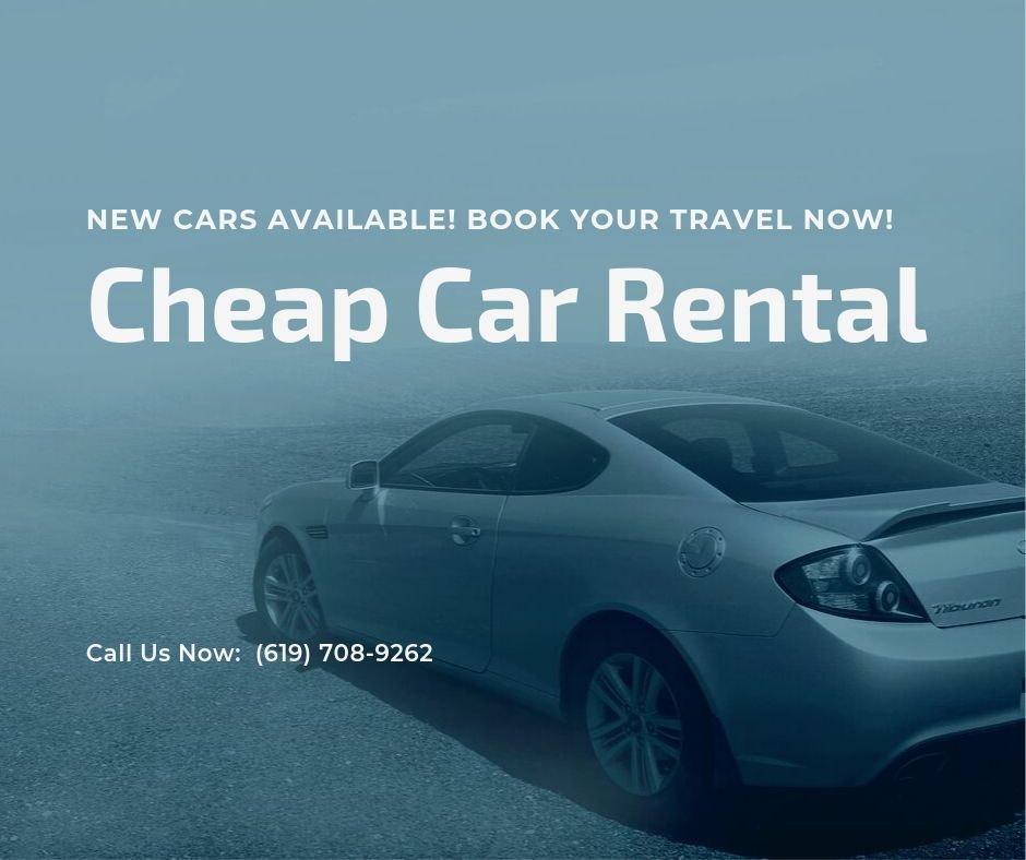 Cheap Rental Cars San Diego >> We Offer Budget Prices On Renting Cars For Extended Periods