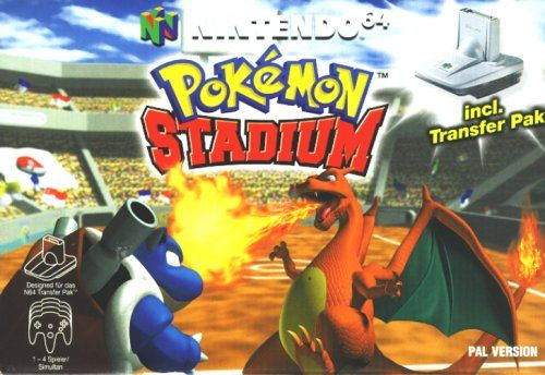 Pokemon Stadium For Nintendo 64 Mems Pinterest Nintendo
