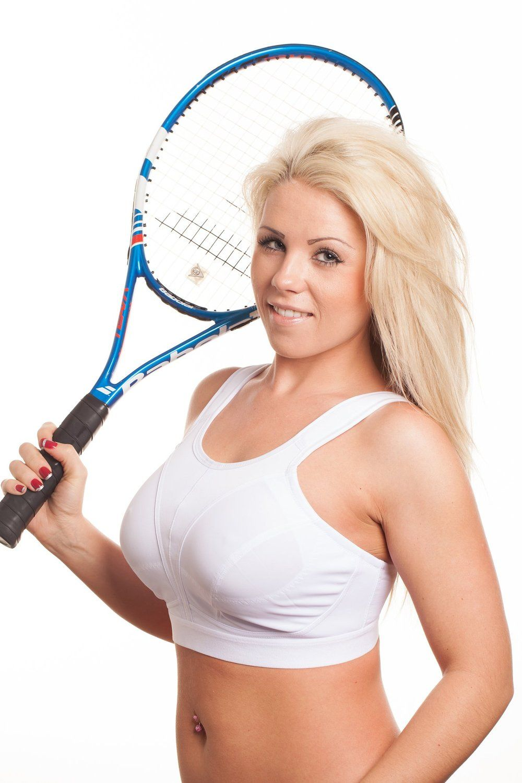 Gemm Womens High Impact Sports Bra Non Wired Sports Bra ...