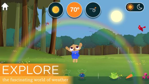 Marco Polo Weather Freeapp Weather, Education tech