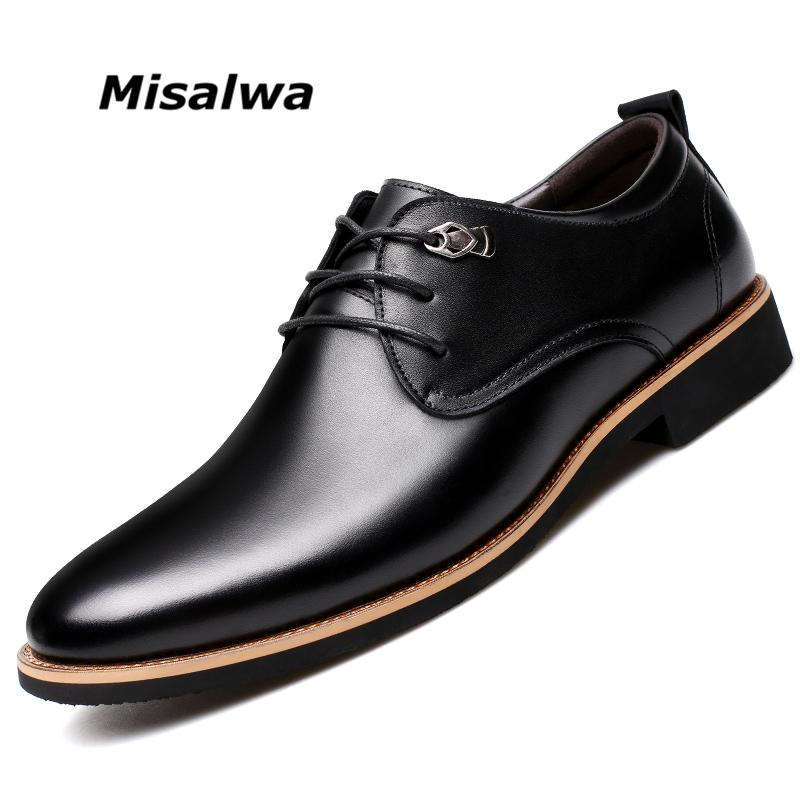 62bc2a3dd7f ... Type  Lace-Up Toe Shape  Pointed Toe Brand Name  Misalwa Outsole  Material  Rubber Fit  Fits true to size