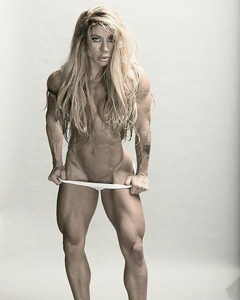 Rachelle Carter | Muscle women, Body building women