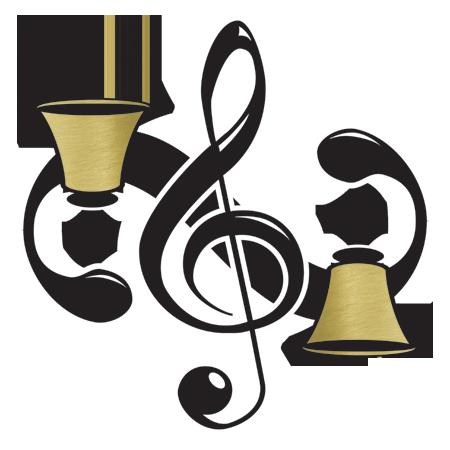 first presbyterian church adult summer handbell choir rh fpcbeaver com hand bell clipart black and white handball clipart