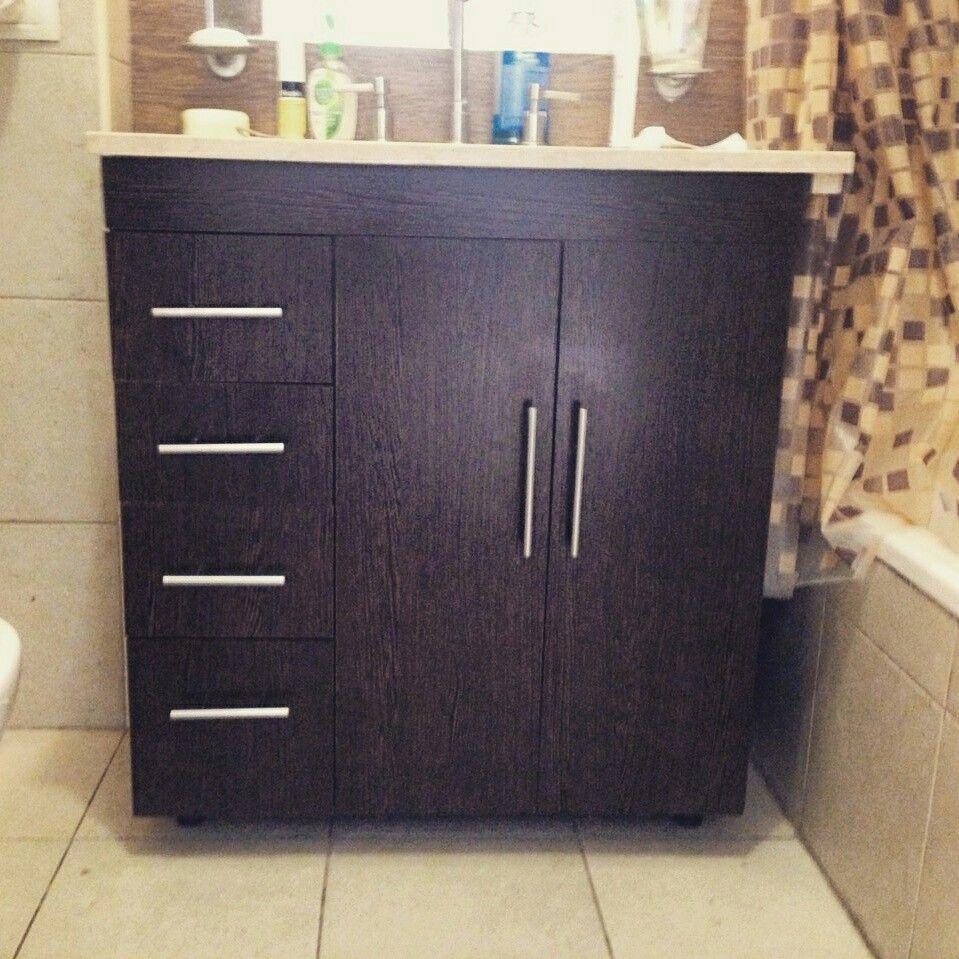 Vanitory- Wengue Veteada | Muebles de baño, Muebles, Wengue