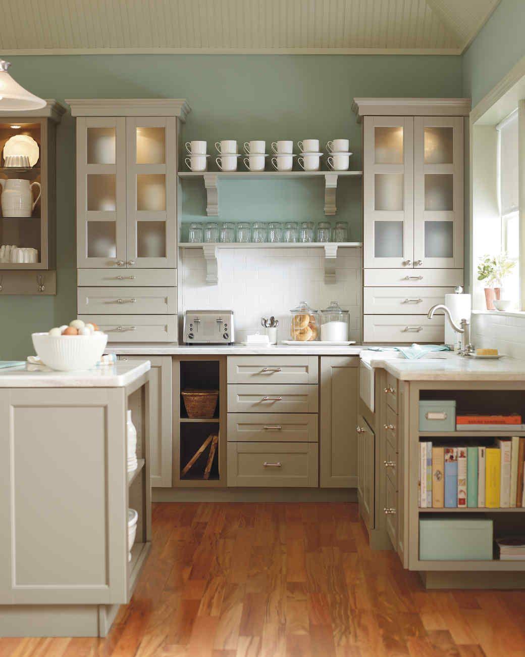 How To Pick Kitchen Paint Colors Kitchen Inspirations Martha Stewart Living Kitchen Martha Stewart Kitchen