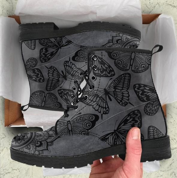 Photo of butterfly boots