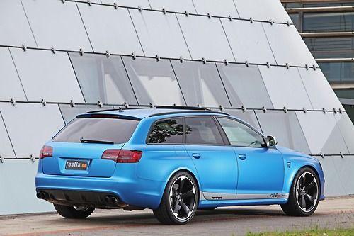 MTM-Fostla Audi RS6 Avant