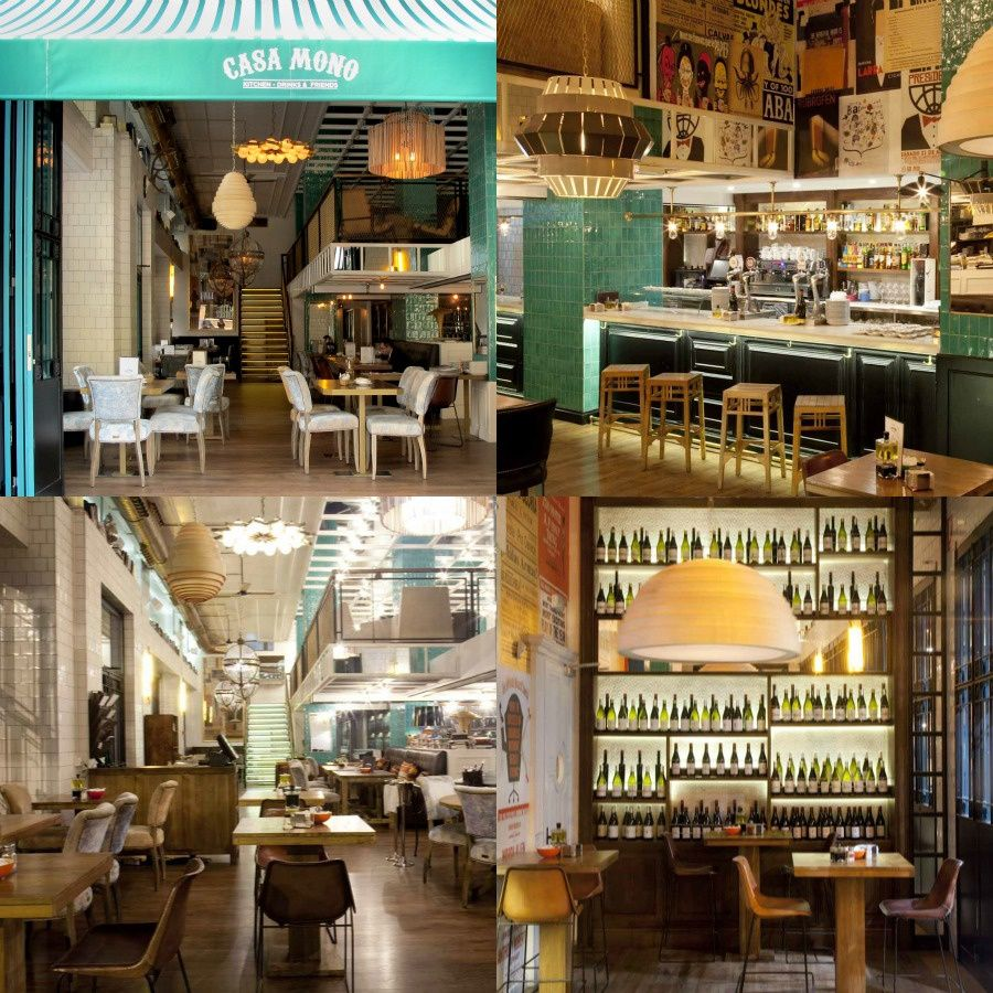 Hot Spots De Primavera Eat Drink Space Restaurant Bar
