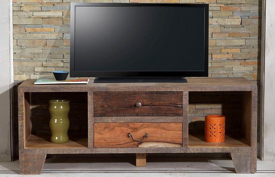 THE WOOD TIMES TV-Board «Houston», Breite 134 cm Jetzt bestellen