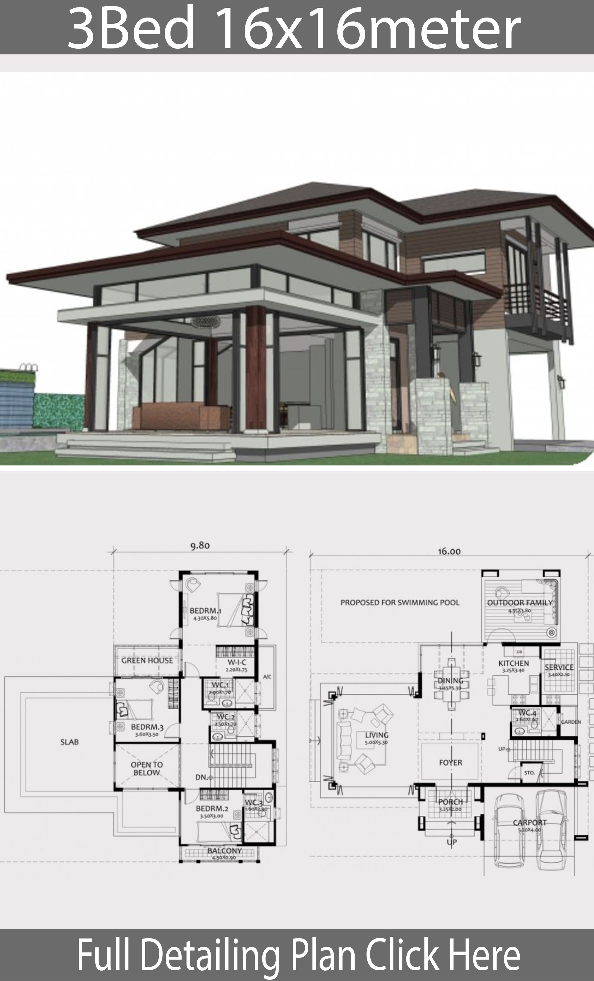 Pin By Kianrosha On House Plans Idea Architectural House Plans Two Story House Design Home Design Plan