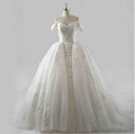 Our Wedding Dresses Are All Custom Made So You Order Them In Any Size And Color Can Get Your Dress Within Days After Payment Make The