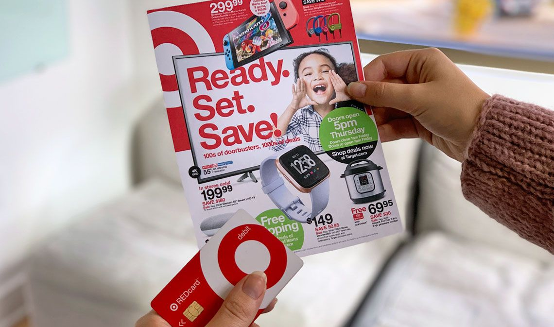 Early Black Friday Access For Target Redcard Holders Early