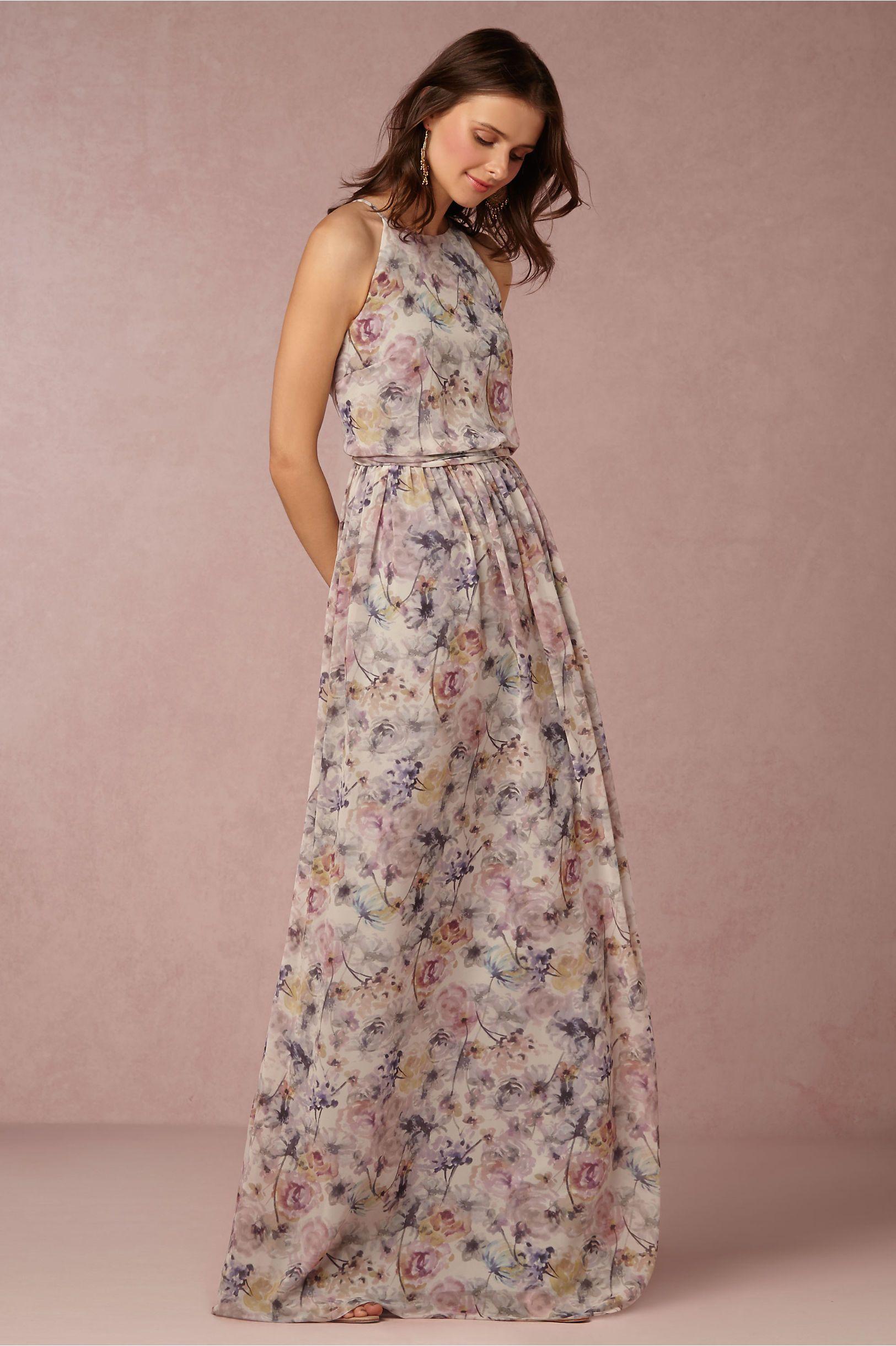 Alana Dress | Donna morgan, Floral maxi and Floral