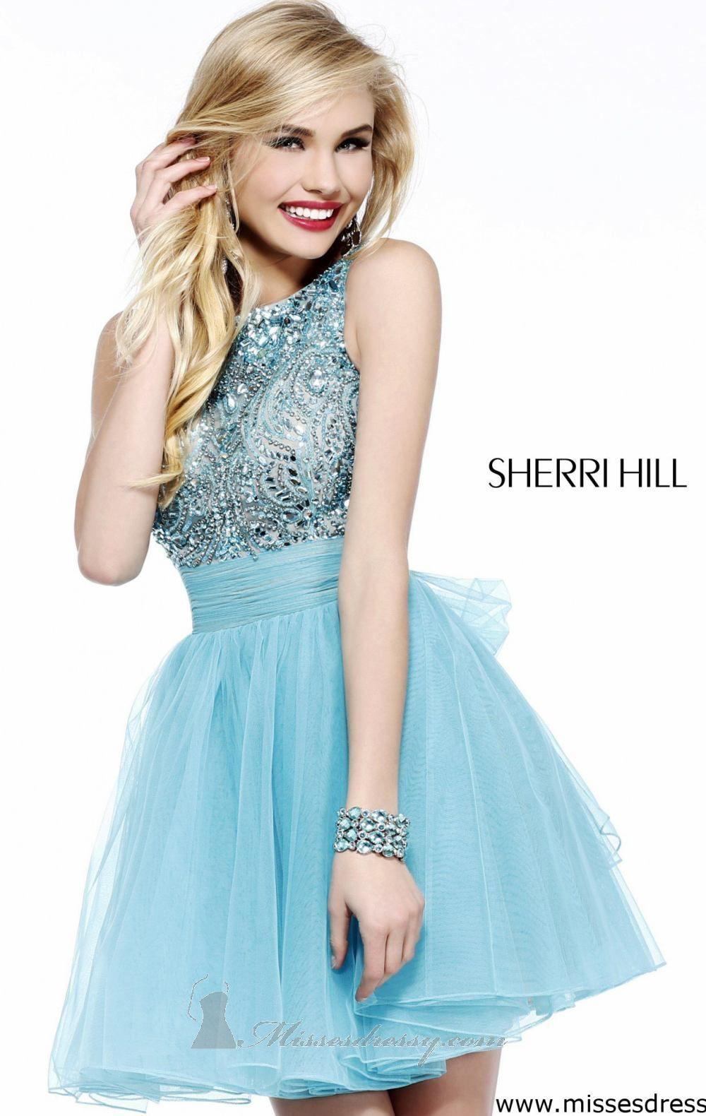 Sherri Hill 11032 | Fall 2013 | SHERRI HILL | Fall 2013 | Pinterest ...