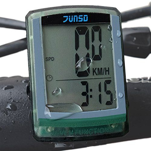 Cycling Computers Outdoormaster Junsd Bike Computer Waterproof