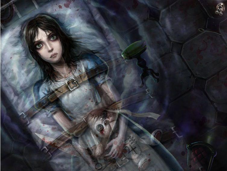 скачать игру Alice Madness - фото 4