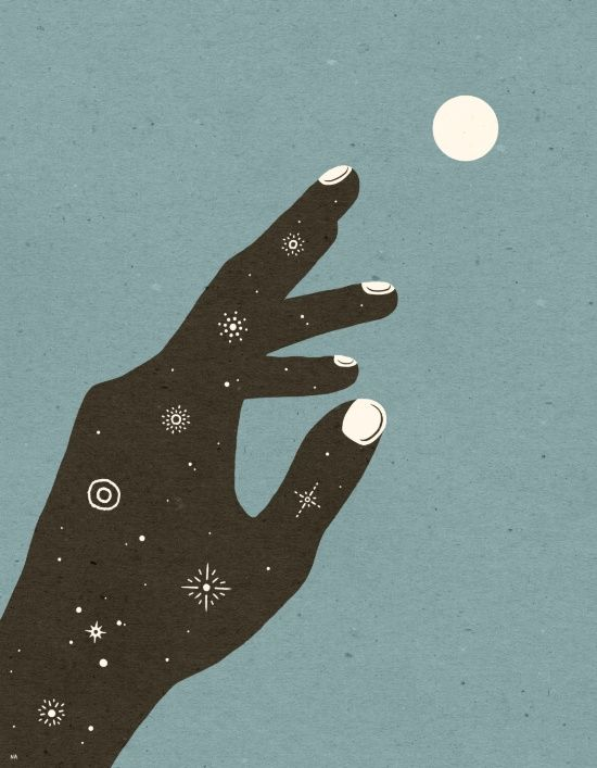 1000drawings:  Dead Stars In Our Hands 		by Nate Armstrong