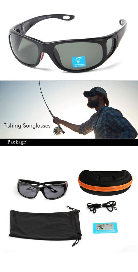 46fa53daf6 OUTSUN Plus Case Fashion Flexible Sunglasses Men Polarized Lens Brand  Designer Polaroid Fish Glasses Oculos Camouflage case  sunglasses