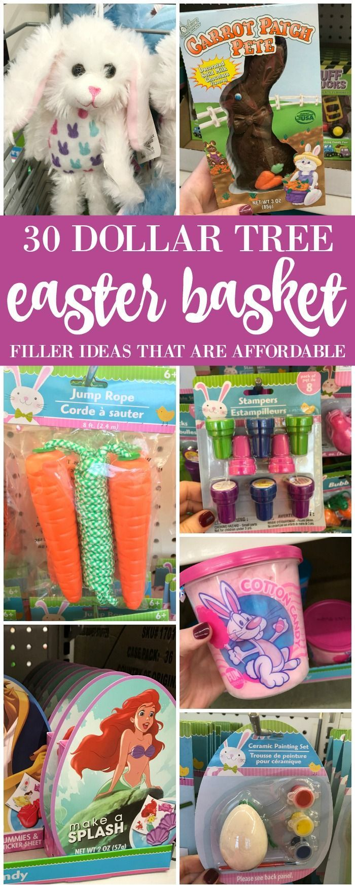 Easter basket filler ideas from the dollar tree cheap easter basket easter basket filler ideas from the dollar tree cheap easter basket fillers and cute negle Gallery