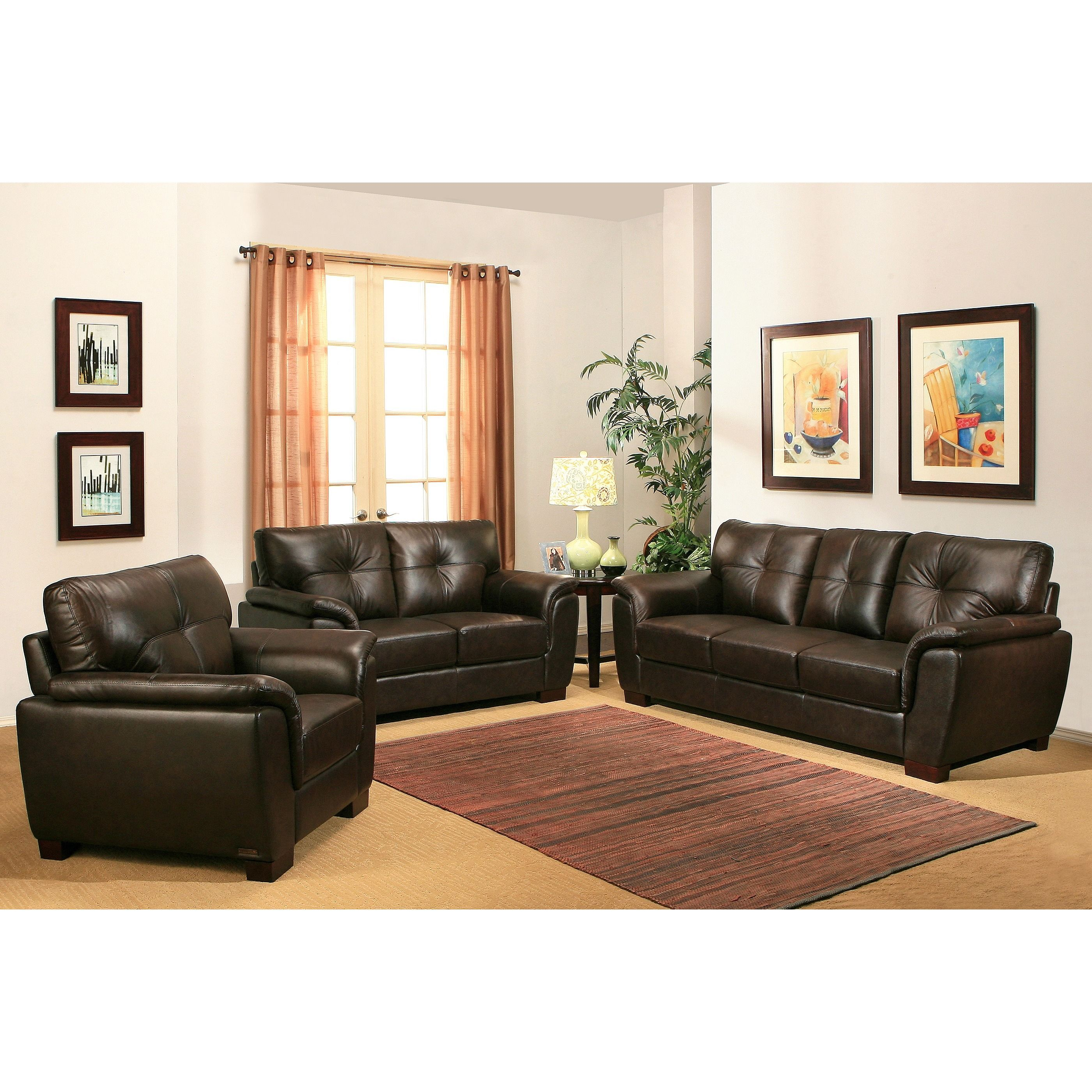 within com stagebull and sofa leather loveseat wonderful italian java brown attractive set hawkins chair