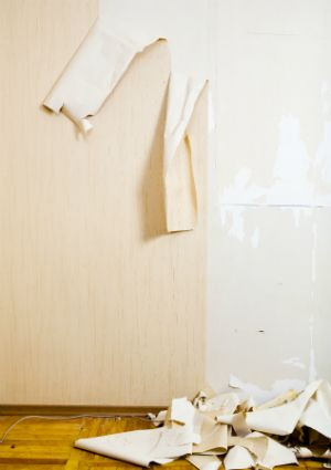 How To Remove Wallpaper Glue Remove wallpaper glue