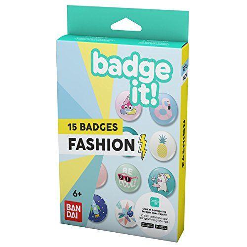 bandai badge it recharge th me fashion mat riel pour machine cr er des badges 35411