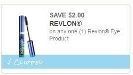 Coupon $2.00 off any one Revlon Eye Product http://azfreebies.net/coupon-2-00-one-revlon-eye-product/