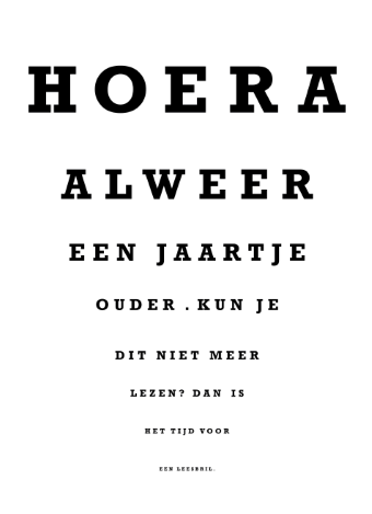 Zeer Hoera-alweer-een-jaartje | Happy Birthday - Birthday Quotes, Happy &NN25