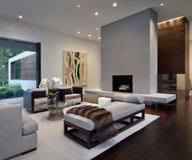 صور ديكورات شقق مودرن وأحلى كتالوج صور ديكورات منازل فخمة عالم الصور Modern Houses Interior House Paint Interior Modern House Design