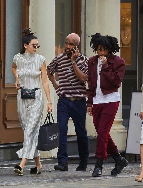 8da6d8ea7869 A Female Fan x Frank Ocean x Luka Sabbat   streetwear Boho Fashion