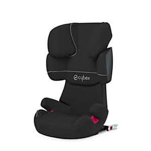 Cybex Solution X Fix High Back Booster Seat This Highly Rated European Cybex Car Seat Not Only Provides Outstanding Car Seats Child Car Seat Toddler Car Seat