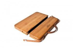 "15"" BAMBOO MACBOOK PRO CASE    $179.99"