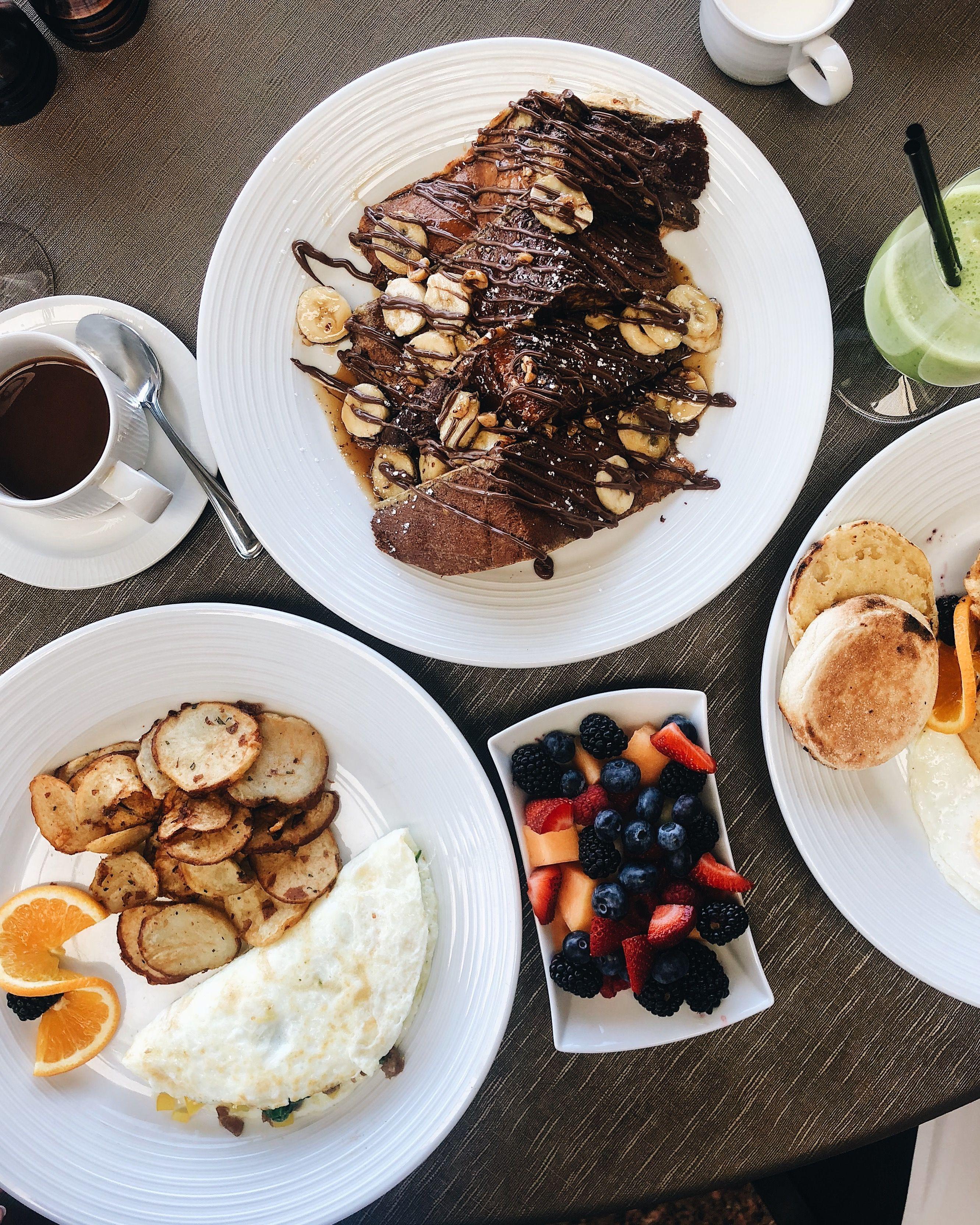Garden of the Gods Resort Review Breakfast lovers, Food