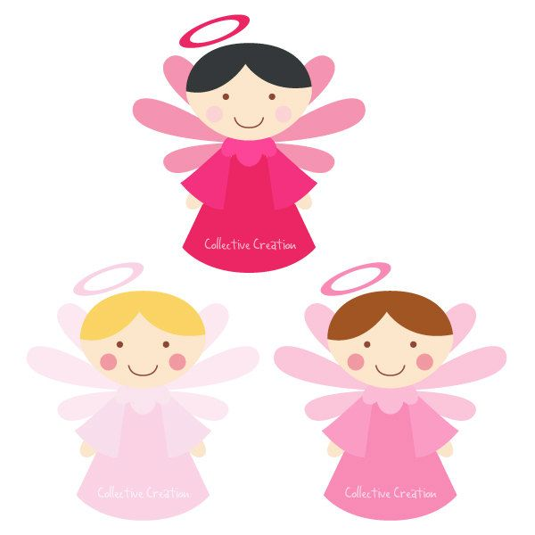 three little angels primera comunion y bautismo pinterest rh pinterest co uk baby angel clipart black and white baby angel clipart images