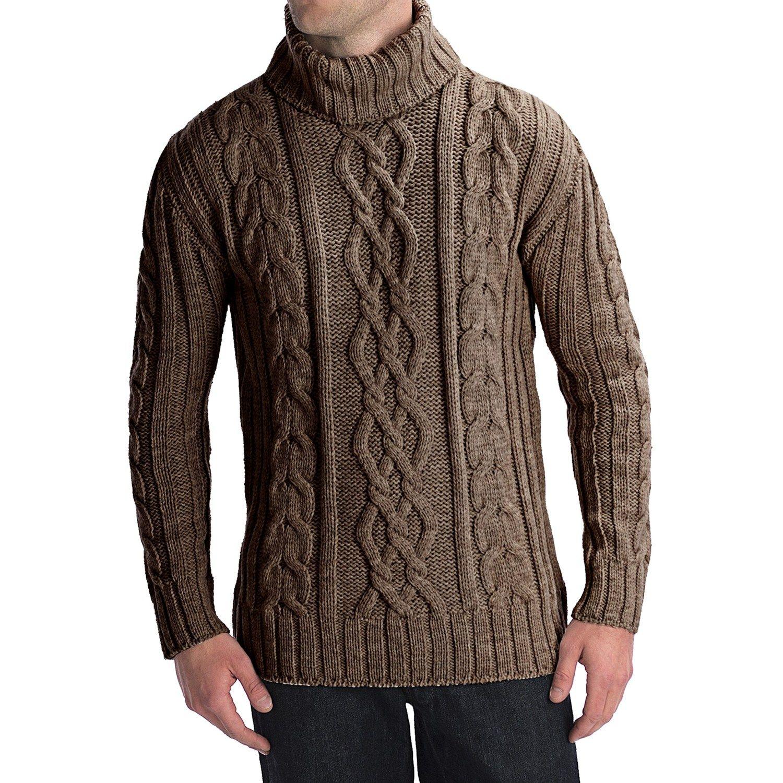 для мужчин | Вязание для мужчин | Jersey hombre, Sacos de ...