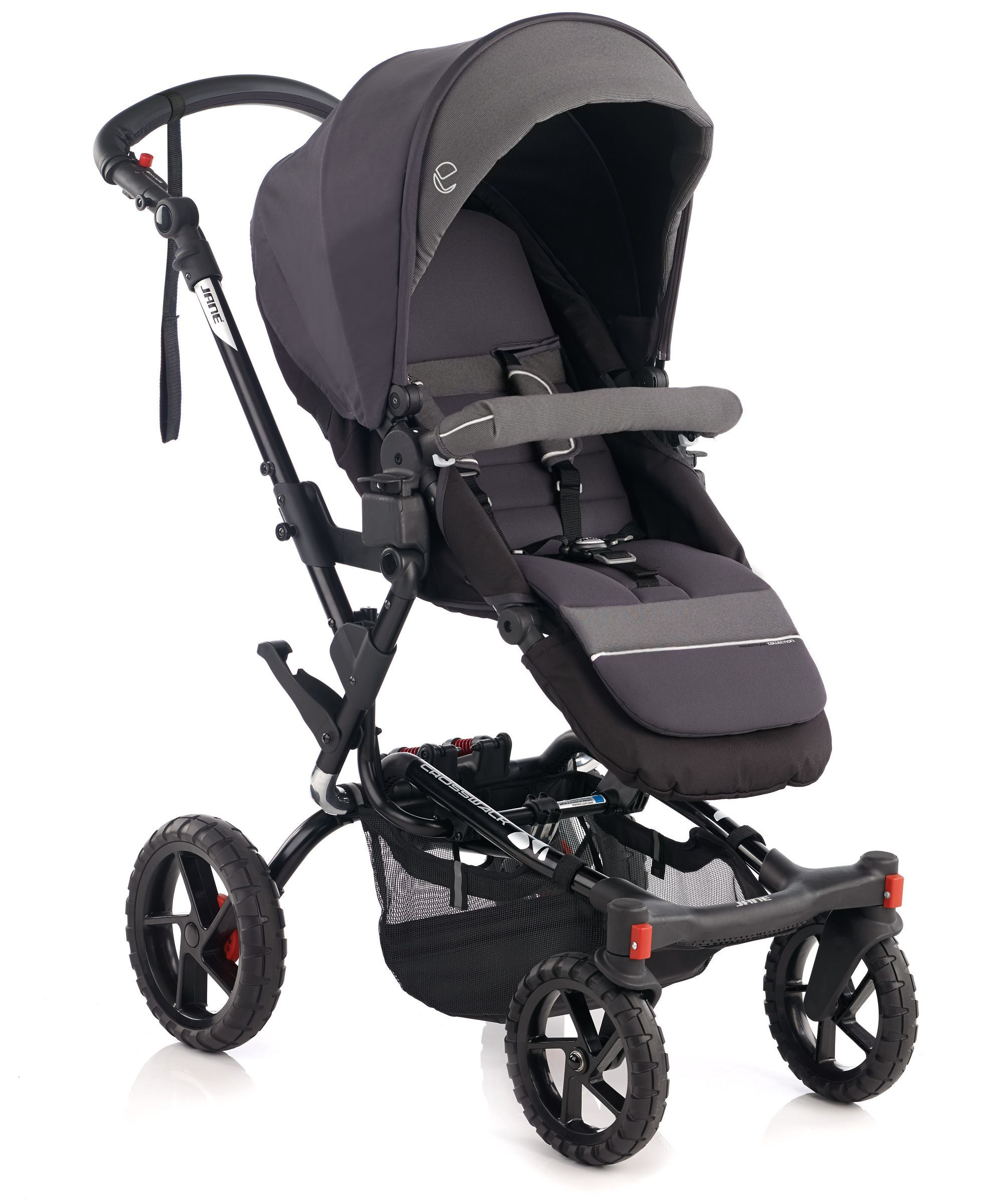 Jane Crosswalk, Nano, Koos Travel System Cloud Travel