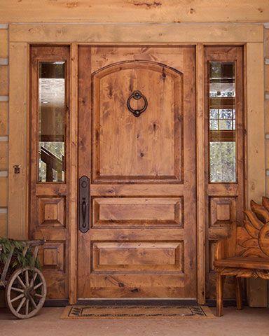 Custom Wood Doors And Millwork Pine Door Manufacturing Darby, Montana