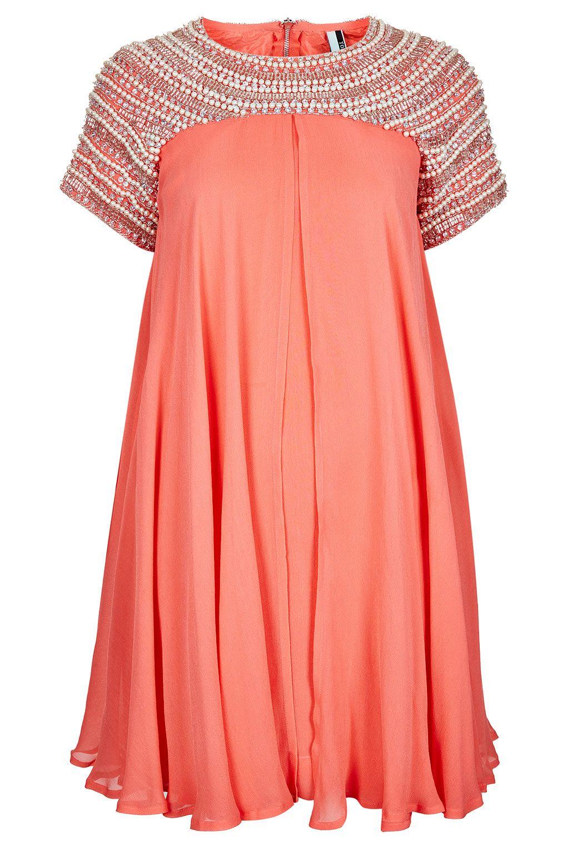 Topshop le pearl shift dress i 39 ve been craving color for Shift dress for a wedding