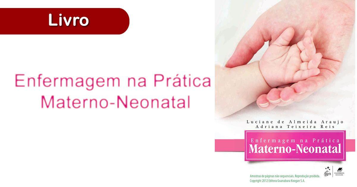Receba imediatamente o livro Enfermagem na Prática Materno-Neonatal em PDF (E-book) Contém 314 páginas  Enfermagem na Prática Materno-Neonatal foi elaborado com objetivo de apresentar as diferentes situações que envolvem a mulher durante o pré-parto e o pós-parto, bem como os primeiros cuidados que devem ser dedicados ao recém-nascido Valor: R$ 12,00  https://souenfermagem.com.br/artigo/enfermagem-na-pratica-materno-neonatal
